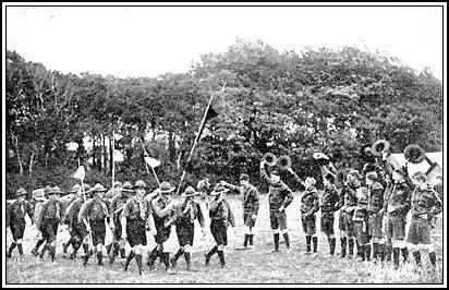 sejarah pramuka indonesia lengkap