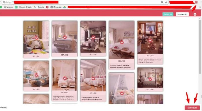 review viraltag - extension chrome