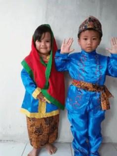 pakaian adat betawi anak