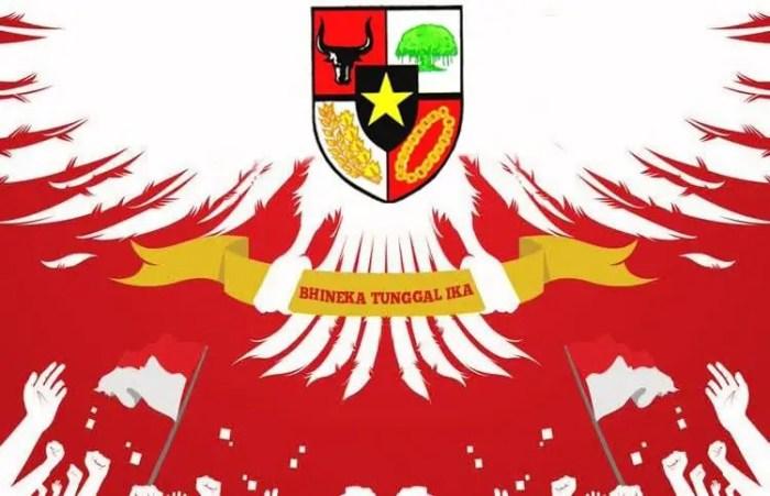 Pancasila sebagai dasar negara Republik Indonesia