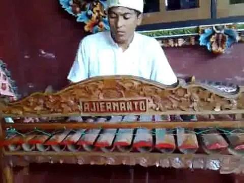 Gerantang - Alat Musik Tradisional Khas Bali