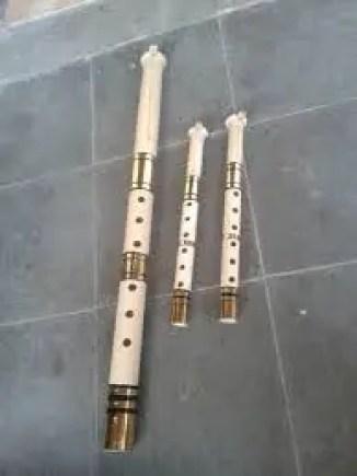 Suling Bambu Bali - Alat Musik Tradisional Khas Bali