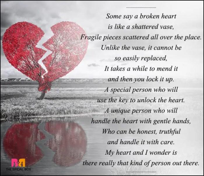 Contoh puisi bahasa Inggris sedih dan menyentuh hati
