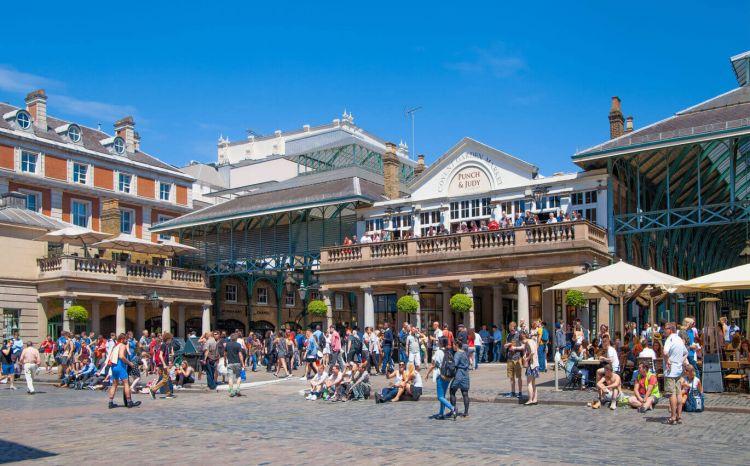 tempat wisata di inggris Covent Garden