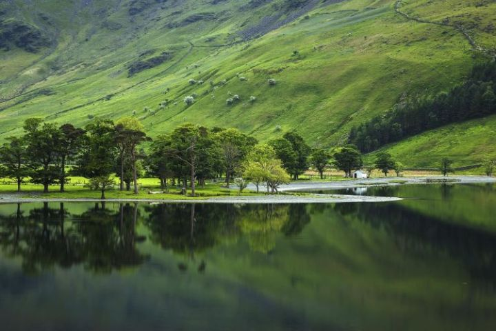 tempat wisata di inggris Lake District National Park