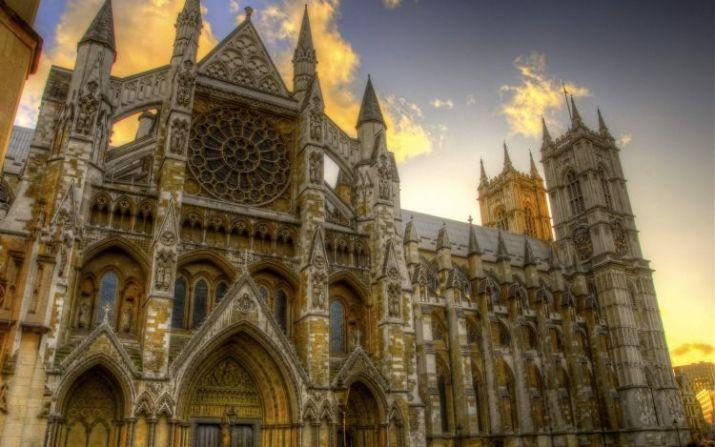tempat wisata di inggris Westminster Abbey
