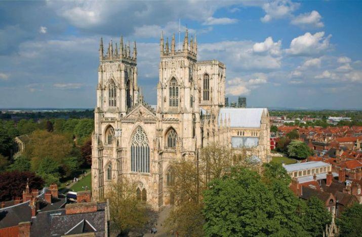 tempat wisata di inggris York Minster