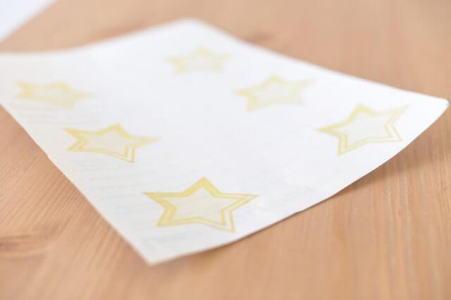 jenis kertas stiker persiapan alat inspiring.id