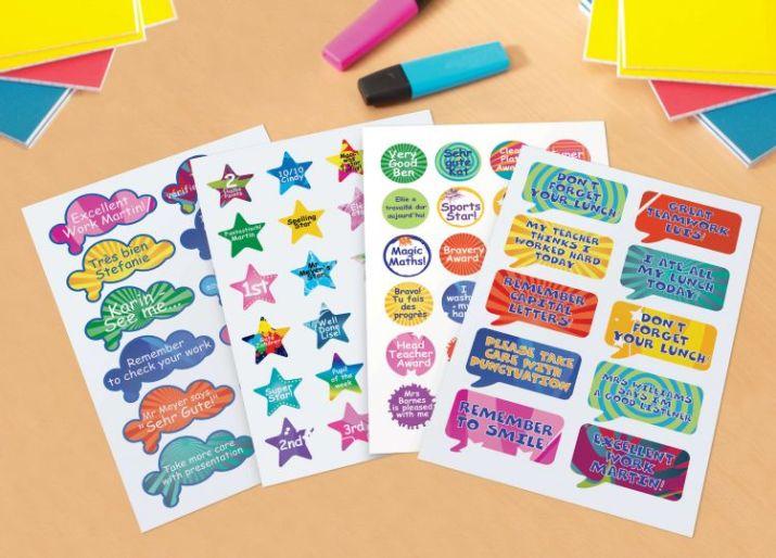 jenis kertas stiker membuat stiker sendiri inspiring.id