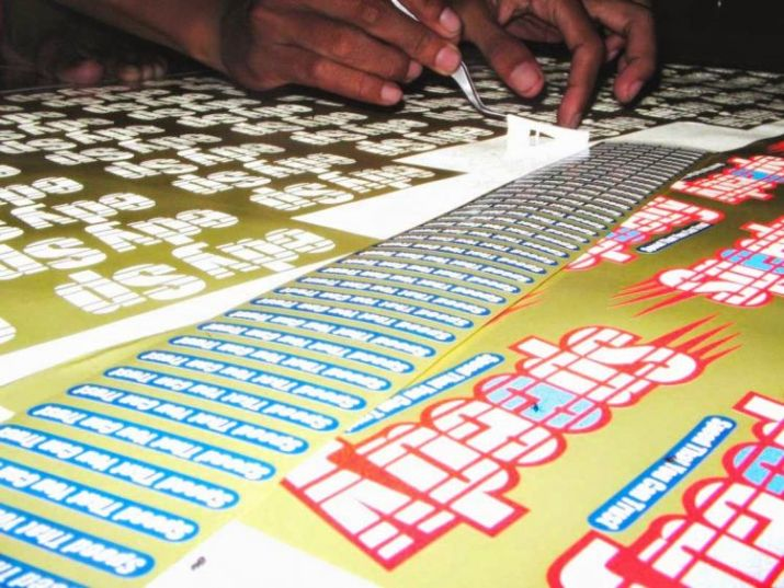 jenis kertas stiker Scotchlite lemuelcreativeprinting.wordpress.com