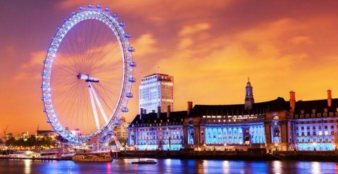 tempat wisata di inggris