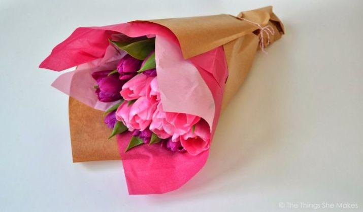 jenis kertas papercraft tisu