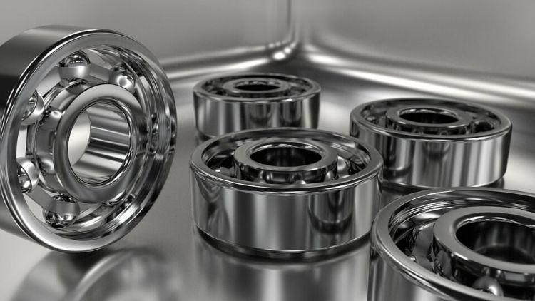 cara membuat spinner fidget bearing