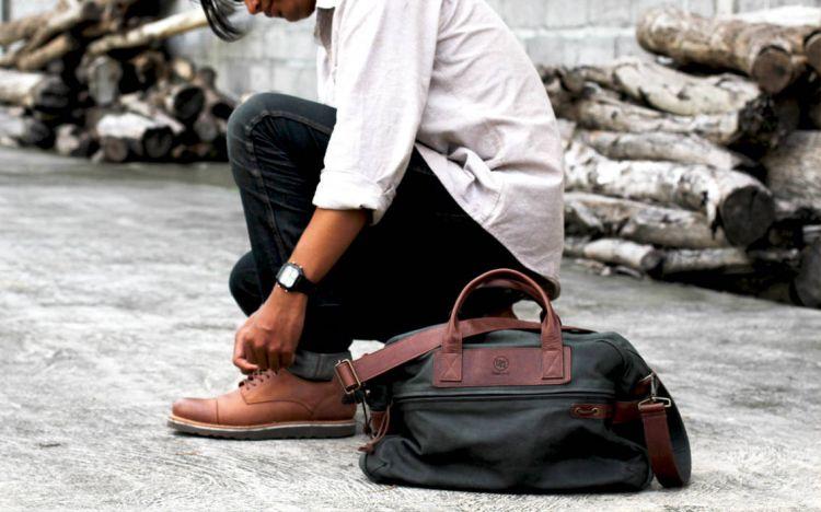 tas kulit pria branded original