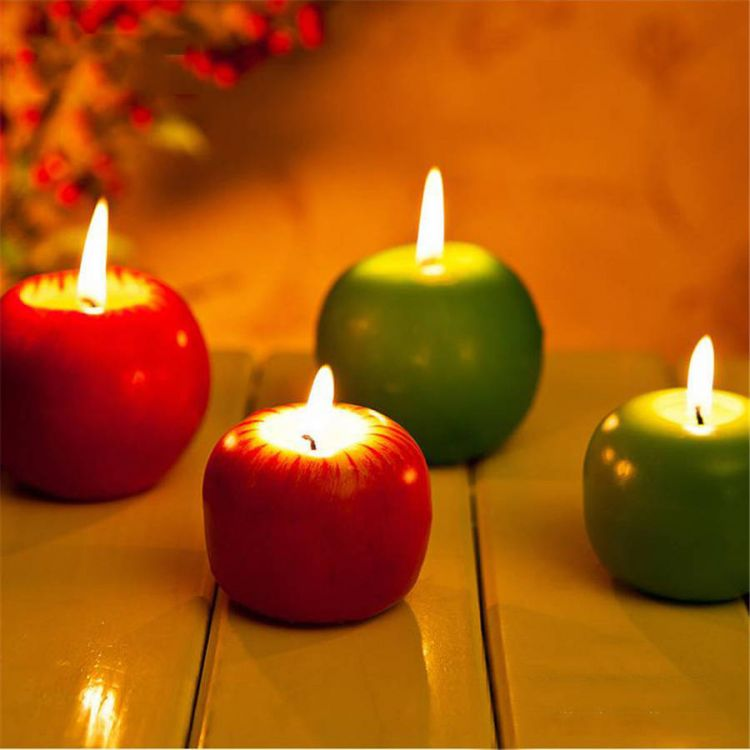 kado pernikahan lilin aroma terapi