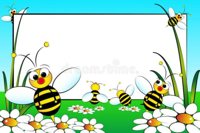 background aqiqah lebah