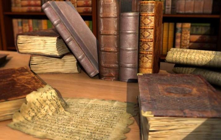 gambar kitab