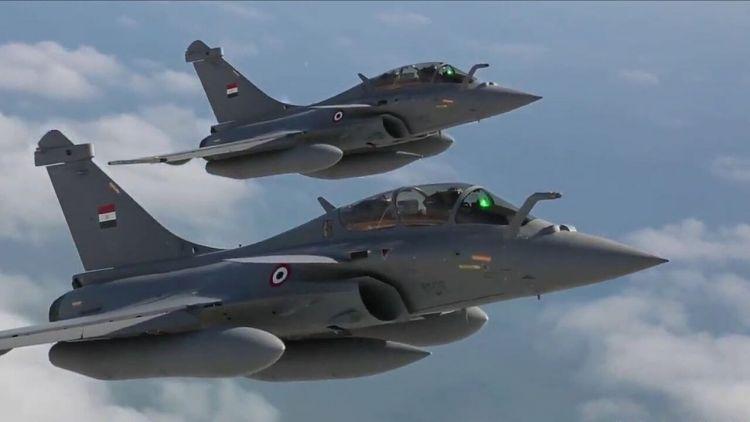 pesawat tempur Dassault Rafae