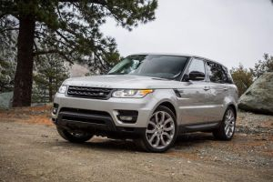 Mobil Offroad Land Rover Range Rover Sport