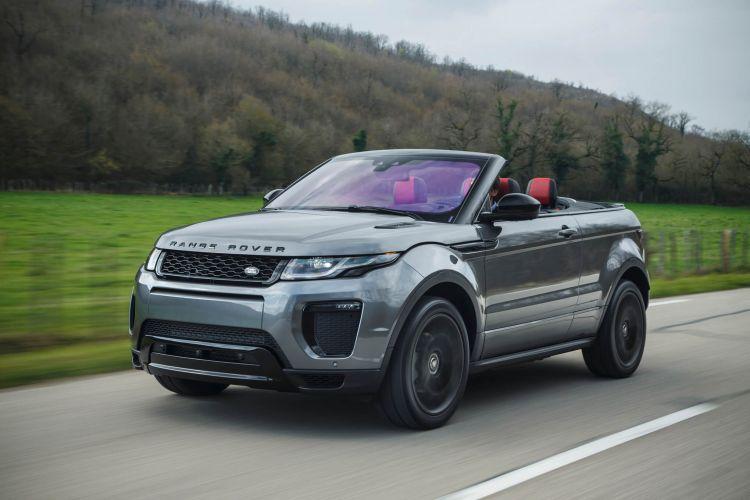 Mobil Offroad Land Rover Range Rover Evoque