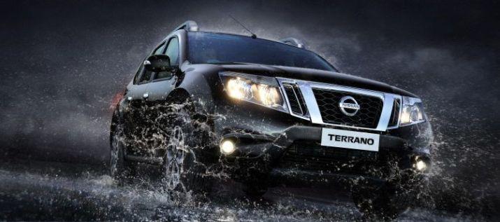 Mobil Offroad Nissan Terrano