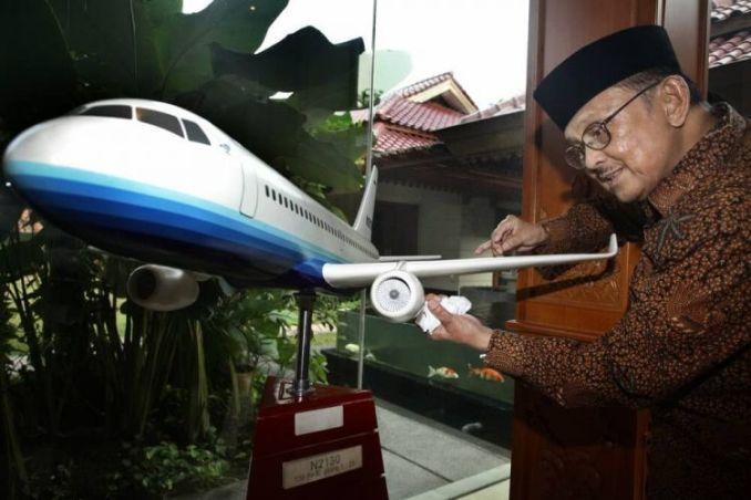 Sejarah Industri Pesawat Terbang Indonesia