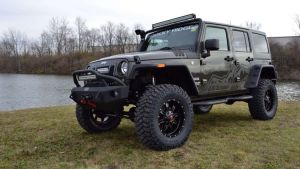 Mobil Offroad Jeep Wrangler 2016