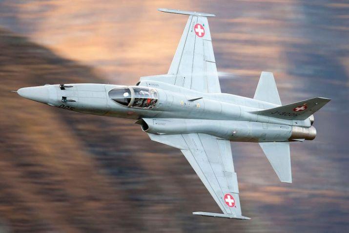 pesawat tempur Northrop F-5