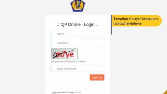 Cara Registrasi DJP Online Mudah Beserta Langkah-Langkahnya