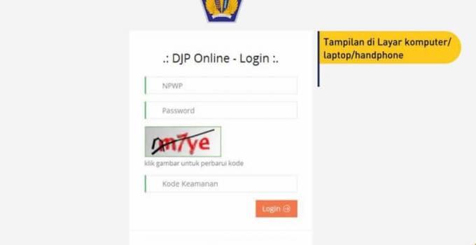 Cara Registrasi DJP online Mudah Beserta Langkah Langkahnya