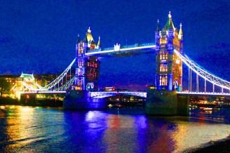 Tower Bridge by night (8)