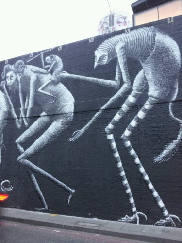 Phlegm at the Village Underground