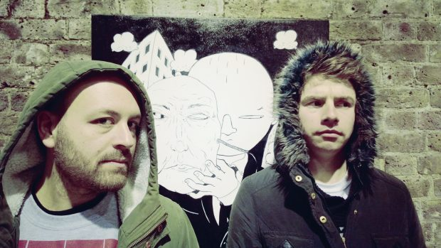 Millo and Ben by 'Two Face' one of their collaborations