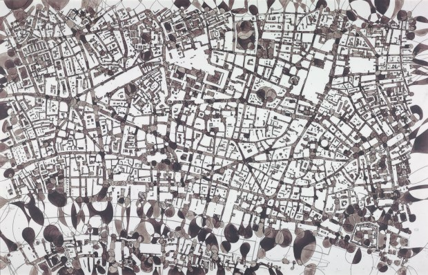 London Bubble by Tannaz Oroumchi