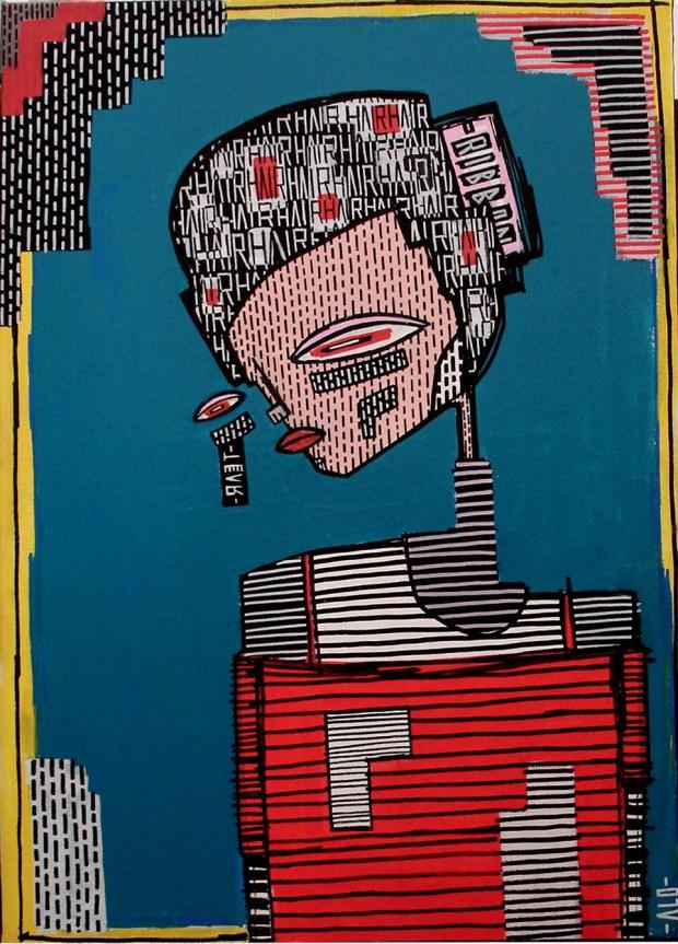 Alo Saatchi Street Art 6
