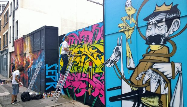 Dank, Inkie and Sepr