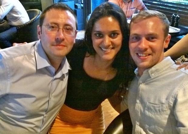 Sam, Roys and Dutch Girl