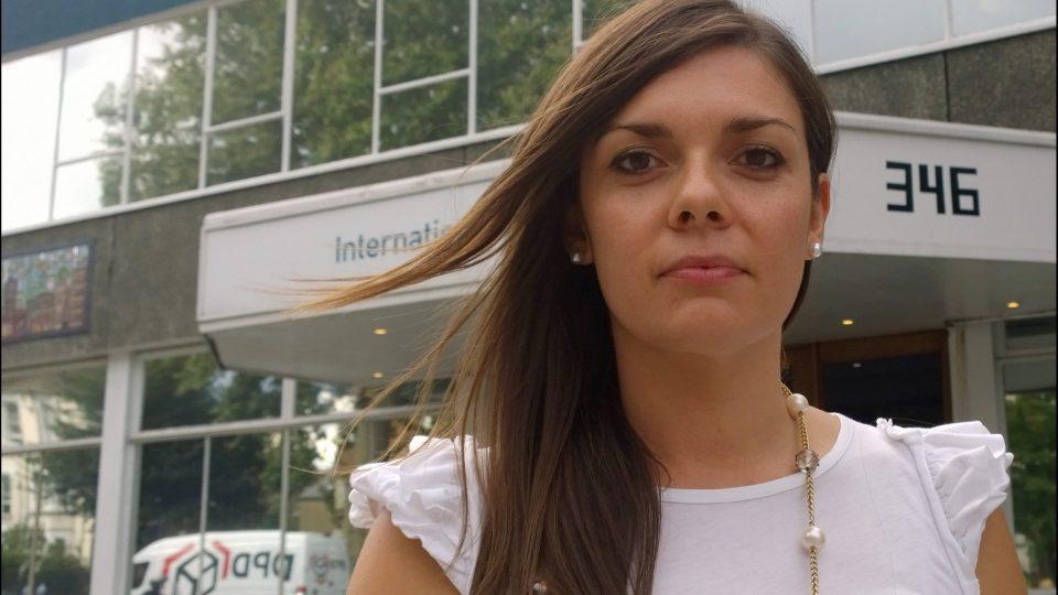 Ilaria Bianchi, Head of Communications with International Alert
