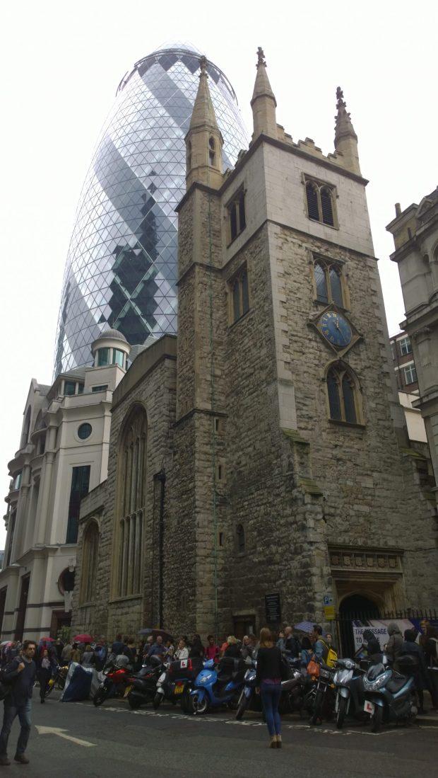 St Andrew Undershaft
