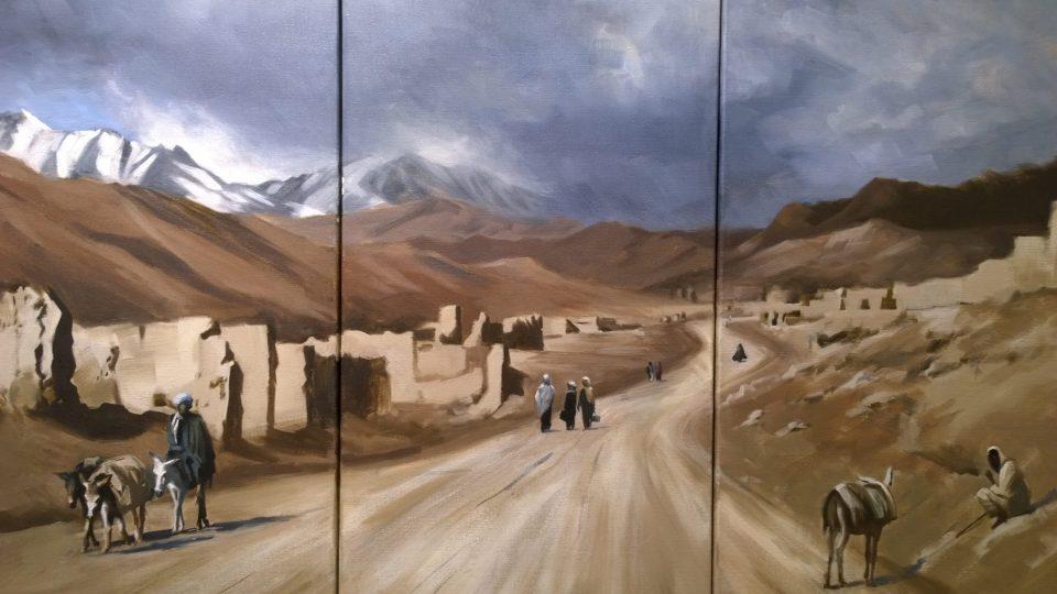 'The Road' by Arabella Dorman