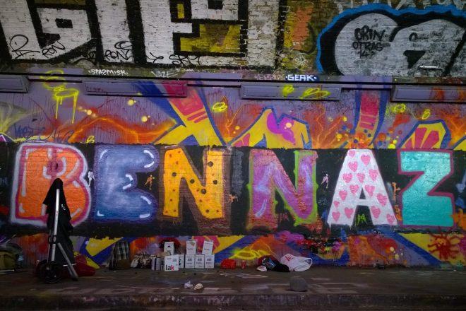 'Ben Naz' by 'Next Generation'