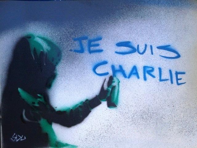 Je Suis Charlie Sdu tribue