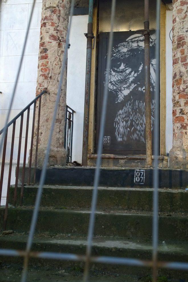 0707 art on Hawley Road