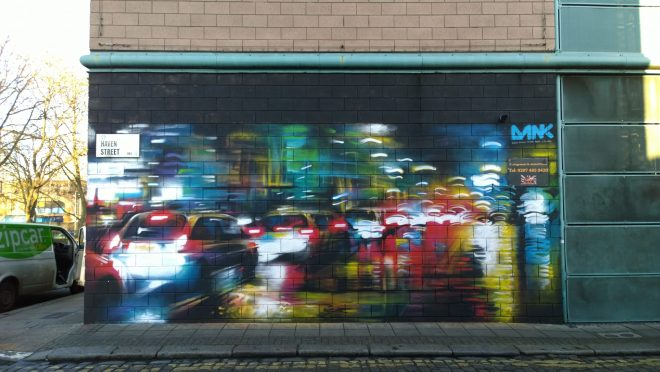 Dan Kitchener on Haven Street