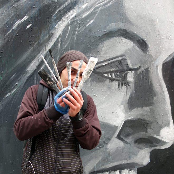Street Artist Furia