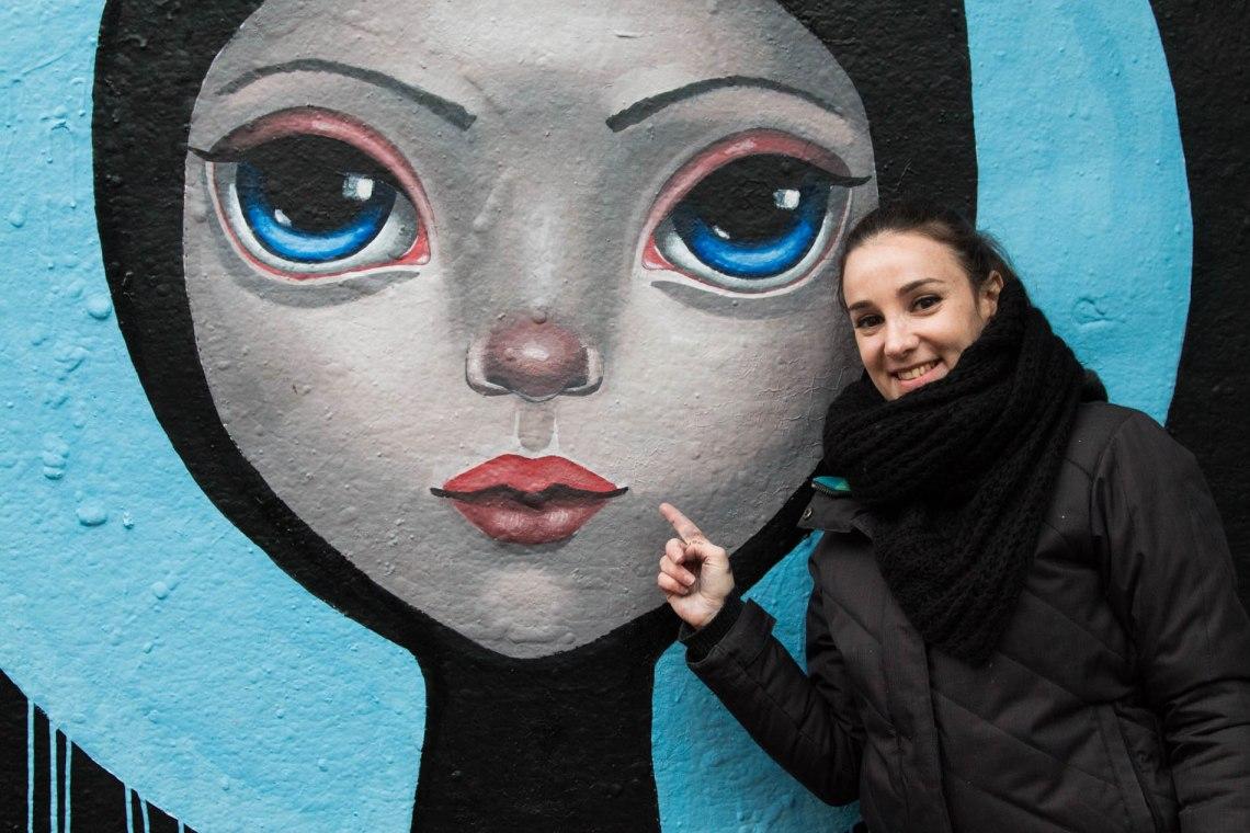 Simoni Fontana all the way from Greece.  Photo by Rob Wilson Jnr