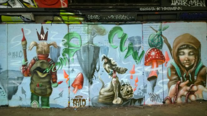 Cbloxx and Aylo produced another stunning mural