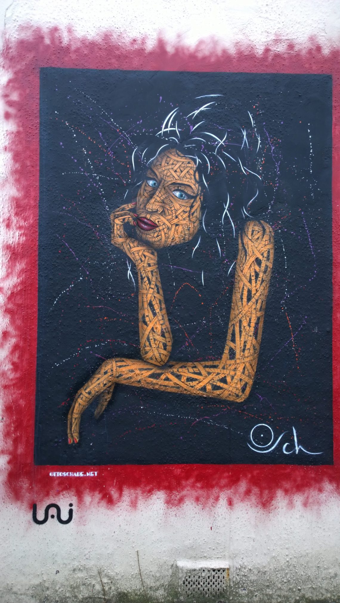 Amy Winehouse by Otto Schade