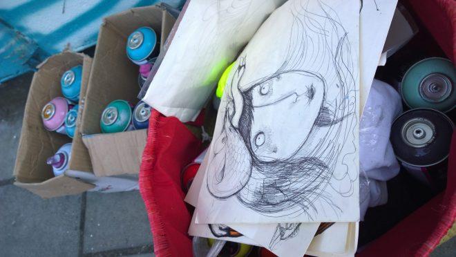 Mimi Soan's sketch