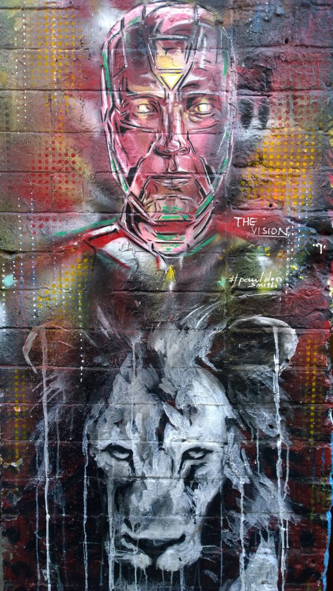 'The Vision' by Don with existing work from Faith 47